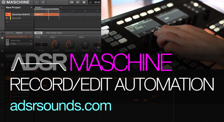 Understanding Automation in Maschine