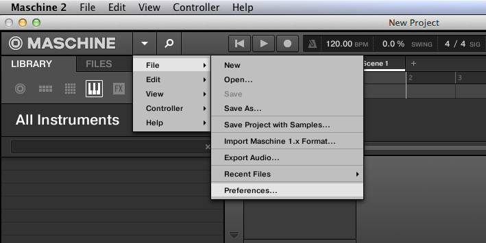 How to Browse 3rd Party Presets and Samples in Maschine 2 – ADSR