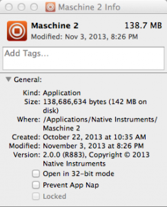 Launching Maschine in 32 and 64-Bit Modes